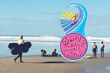 Surfs Up Surf Company